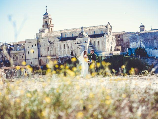Il matrimonio di Silvia e Michele a Matera, Matera 9
