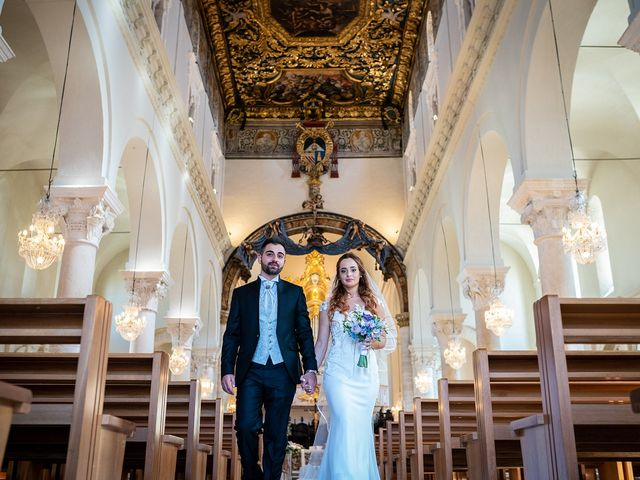 Il matrimonio di Silvia e Michele a Matera, Matera 29