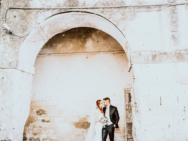 Il matrimonio di Silvia e Michele a Matera, Matera 31