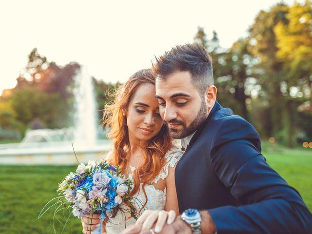 Il matrimonio di Silvia e Michele a Matera, Matera 35