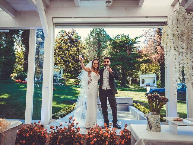 Il matrimonio di Silvia e Michele a Matera, Matera 45