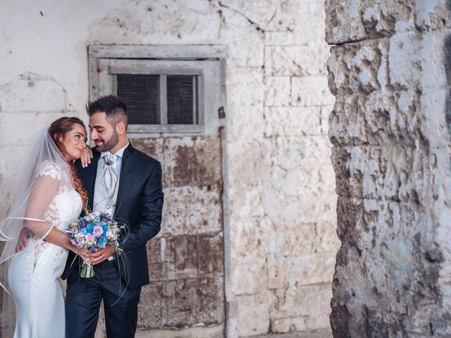 Il matrimonio di Silvia e Michele a Matera, Matera 62