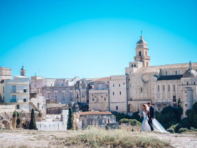 Il matrimonio di Silvia e Michele a Matera, Matera 66