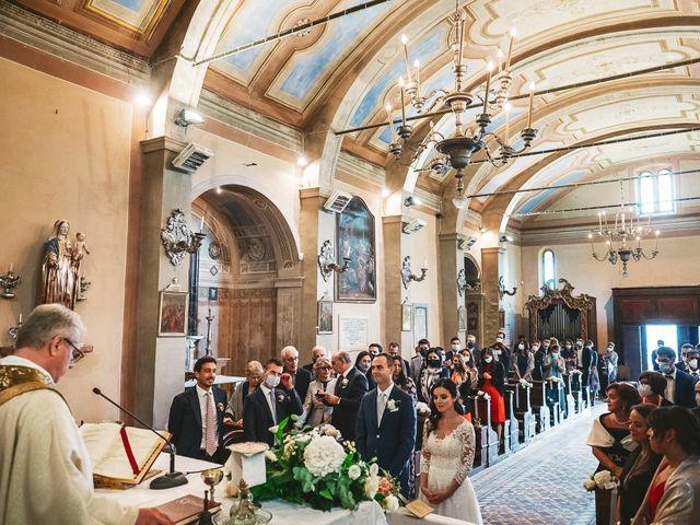 Il matrimonio di Antonella e Maurizio a Salsomaggiore Terme, Parma 25