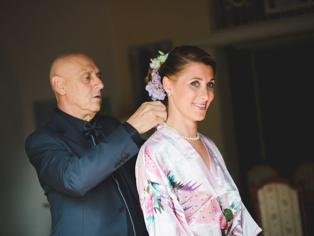 Il matrimonio di Simone e Silvia a Pistoia, Pistoia 4