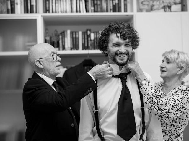 Il matrimonio di Simone e Silvia a Pistoia, Pistoia 5