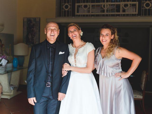 Il matrimonio di Simone e Silvia a Pistoia, Pistoia 8