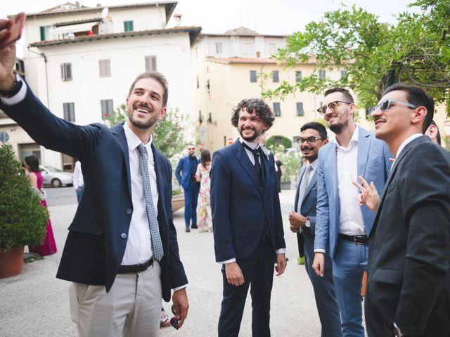 Il matrimonio di Simone e Silvia a Pistoia, Pistoia 9