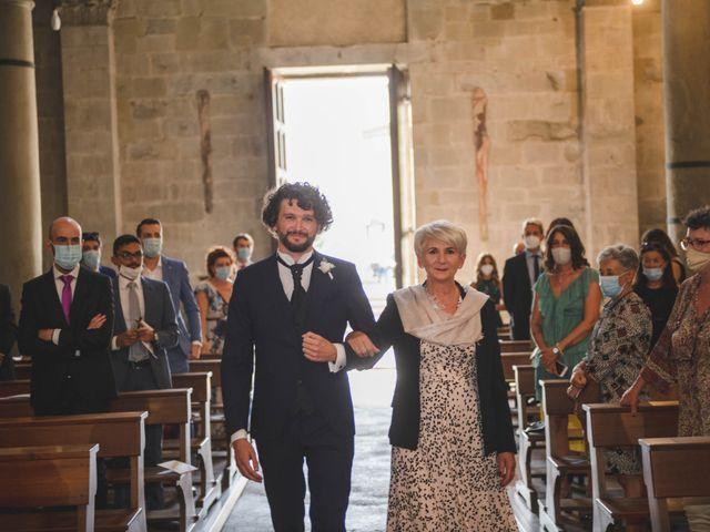 Il matrimonio di Simone e Silvia a Pistoia, Pistoia 10