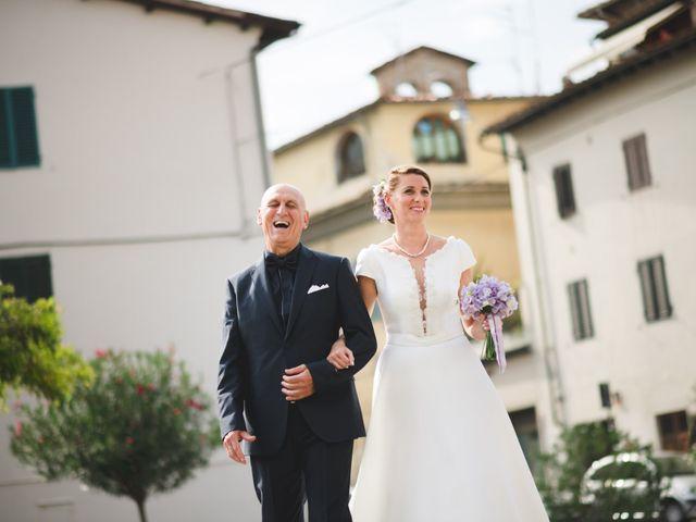 Il matrimonio di Simone e Silvia a Pistoia, Pistoia 11