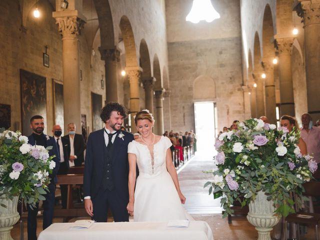 Il matrimonio di Simone e Silvia a Pistoia, Pistoia 13
