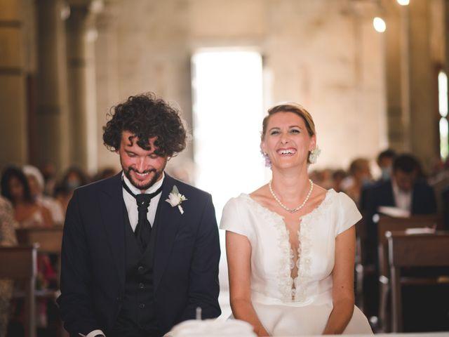 Il matrimonio di Simone e Silvia a Pistoia, Pistoia 17