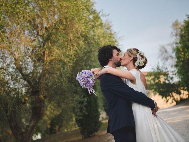 Il matrimonio di Simone e Silvia a Pistoia, Pistoia 24