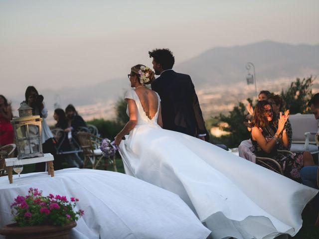 Il matrimonio di Simone e Silvia a Pistoia, Pistoia 26
