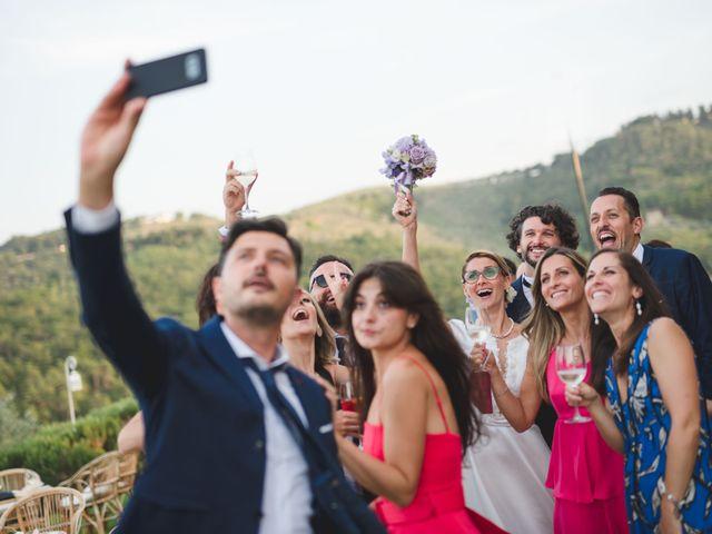 Il matrimonio di Simone e Silvia a Pistoia, Pistoia 27
