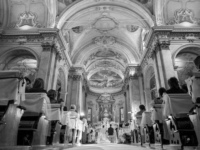 Il matrimonio di Silvia e Andrea a Campagnola Emilia, Reggio Emilia 13