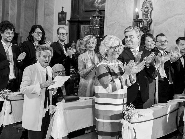 Il matrimonio di Silvia e Andrea a Campagnola Emilia, Reggio Emilia 19