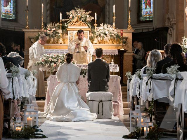 Il matrimonio di Silvia e Andrea a Campagnola Emilia, Reggio Emilia 20