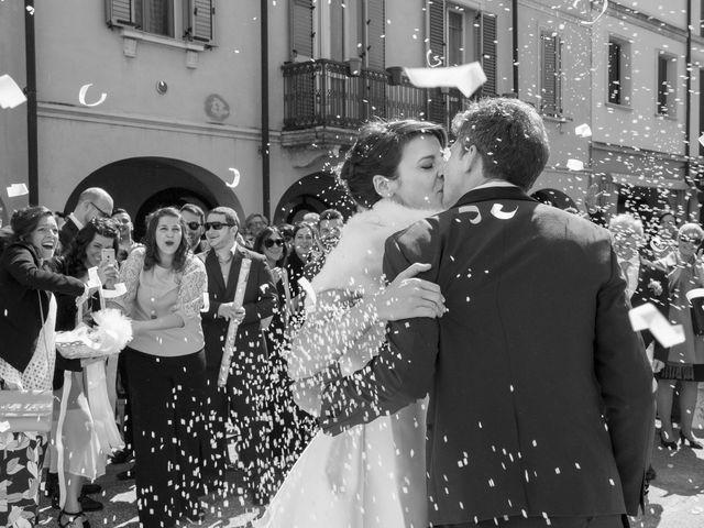 Il matrimonio di Silvia e Andrea a Campagnola Emilia, Reggio Emilia 22