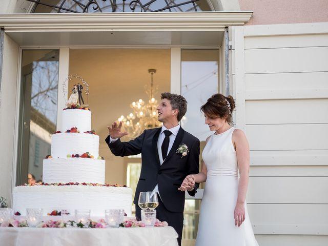 Il matrimonio di Silvia e Andrea a Campagnola Emilia, Reggio Emilia 28