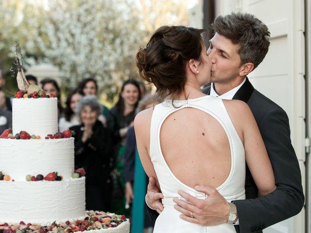 Il matrimonio di Silvia e Andrea a Campagnola Emilia, Reggio Emilia 30