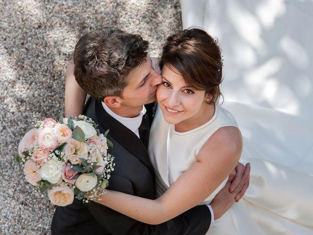 Il matrimonio di Silvia e Andrea a Campagnola Emilia, Reggio Emilia 33