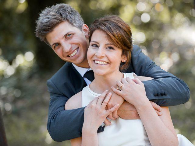 Il matrimonio di Silvia e Andrea a Campagnola Emilia, Reggio Emilia 34