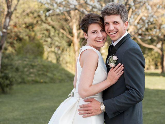 Il matrimonio di Silvia e Andrea a Campagnola Emilia, Reggio Emilia 35
