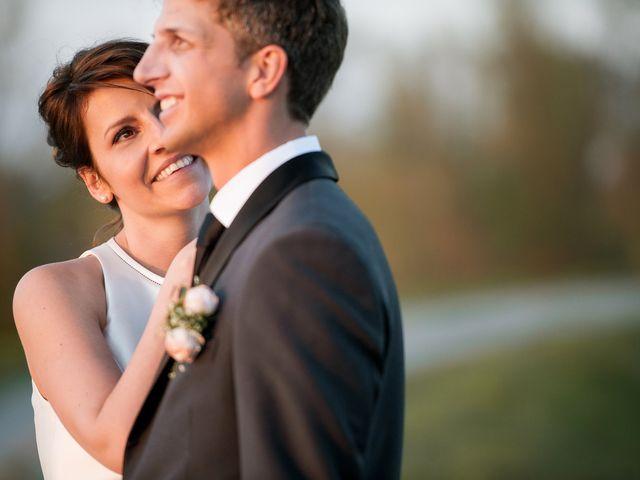 Il matrimonio di Silvia e Andrea a Campagnola Emilia, Reggio Emilia 38