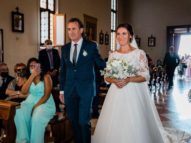 Il matrimonio di Enrico e Lisa a Santo Stino di Livenza, Venezia 20