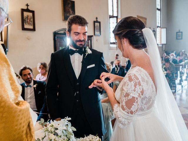 Il matrimonio di Enrico e Lisa a Santo Stino di Livenza, Venezia 23