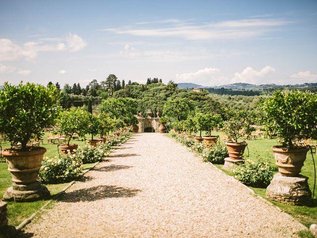 Il matrimonio di Duccio e Francesca a Firenze, Firenze 24