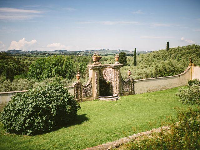 Il matrimonio di Duccio e Francesca a Firenze, Firenze 26