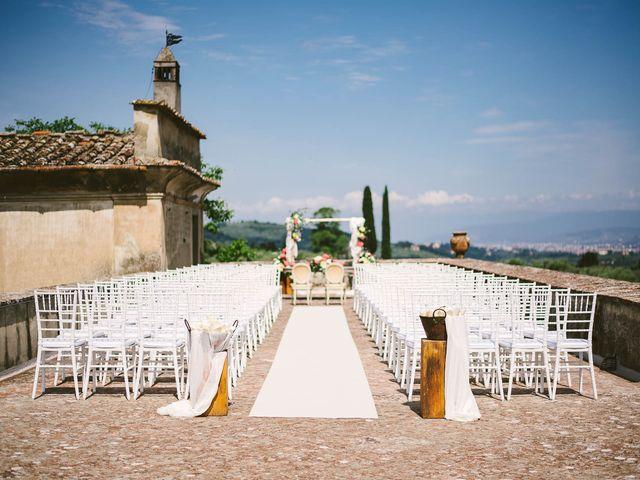 Il matrimonio di Duccio e Francesca a Firenze, Firenze 27