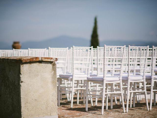 Il matrimonio di Duccio e Francesca a Firenze, Firenze 29
