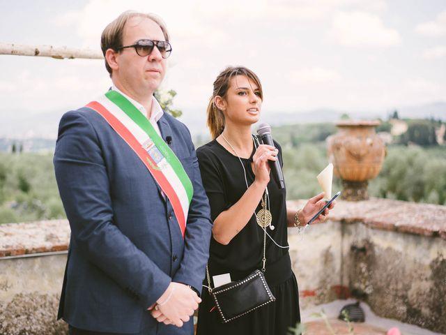 Il matrimonio di Duccio e Francesca a Firenze, Firenze 30
