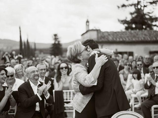 Il matrimonio di Duccio e Francesca a Firenze, Firenze 32