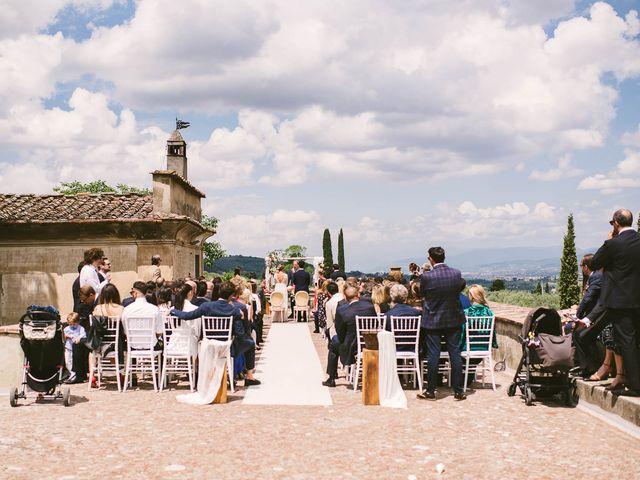 Il matrimonio di Duccio e Francesca a Firenze, Firenze 43