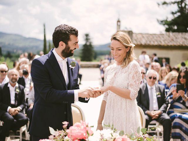 Il matrimonio di Duccio e Francesca a Firenze, Firenze 44