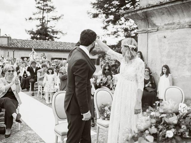 Il matrimonio di Duccio e Francesca a Firenze, Firenze 48