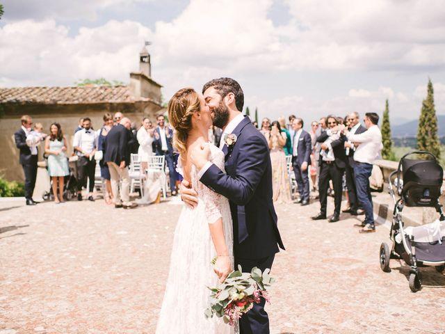 Il matrimonio di Duccio e Francesca a Firenze, Firenze 52