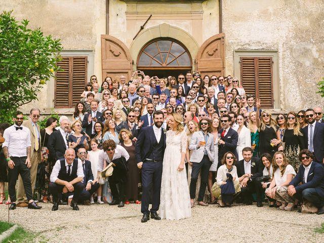 Il matrimonio di Duccio e Francesca a Firenze, Firenze 58