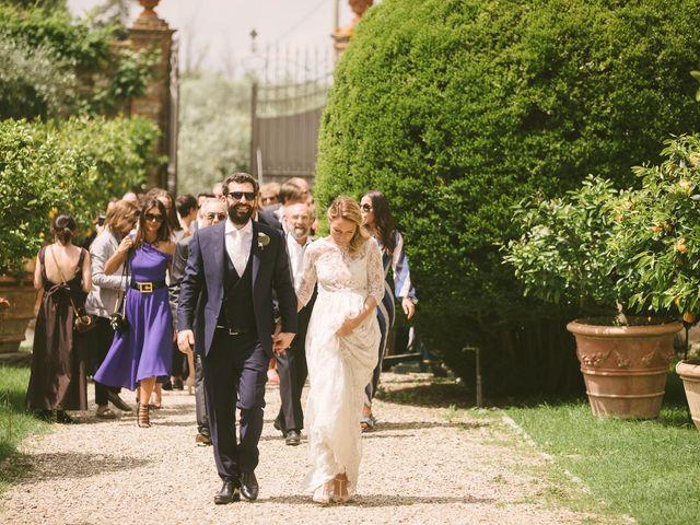 Il matrimonio di Duccio e Francesca a Firenze, Firenze 61