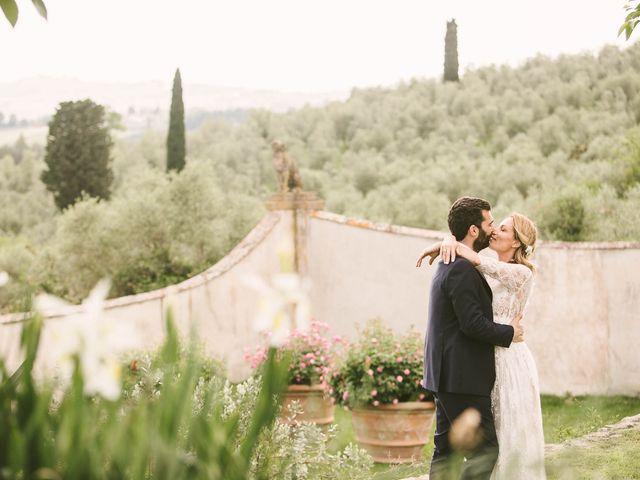 Il matrimonio di Duccio e Francesca a Firenze, Firenze 74