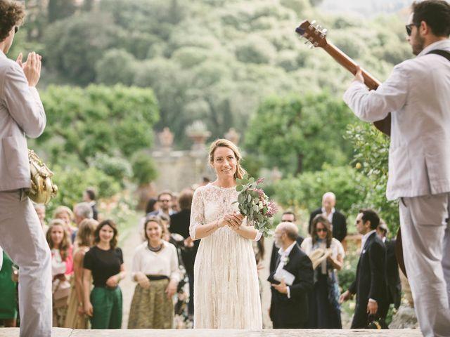 Il matrimonio di Duccio e Francesca a Firenze, Firenze 76