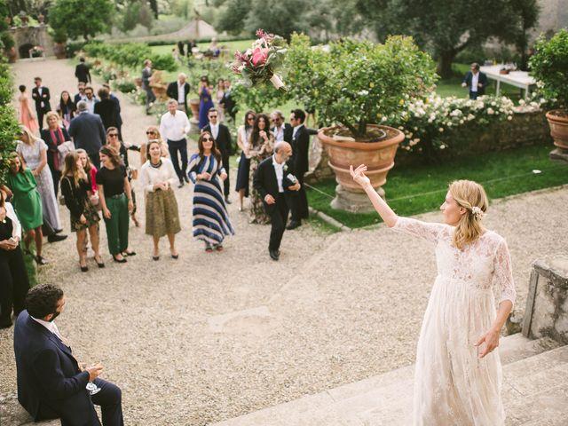 Il matrimonio di Duccio e Francesca a Firenze, Firenze 77