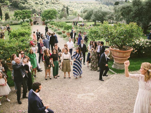 Il matrimonio di Duccio e Francesca a Firenze, Firenze 78