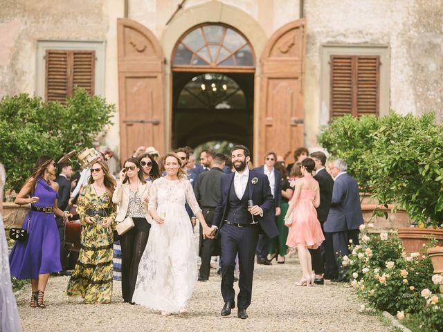 Il matrimonio di Duccio e Francesca a Firenze, Firenze 80