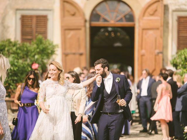 Il matrimonio di Duccio e Francesca a Firenze, Firenze 81