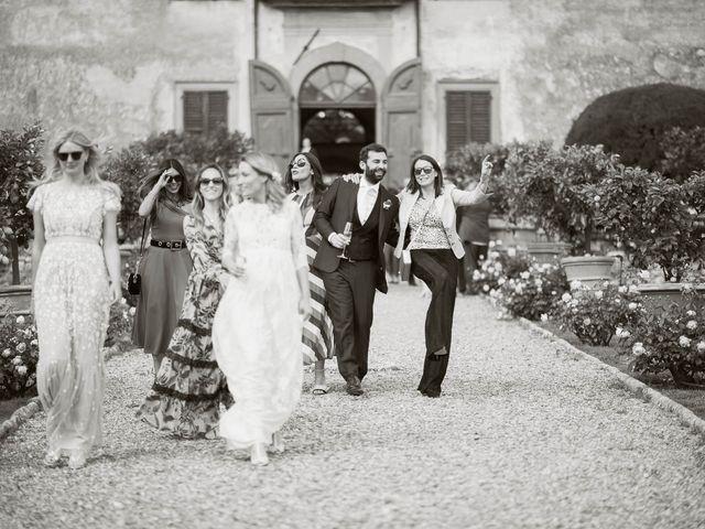 Il matrimonio di Duccio e Francesca a Firenze, Firenze 82